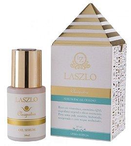 Laszlo Cleópatra Sérum Facial com Coenzima Q10, Esqualano e Vitamina C 30ml