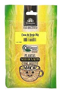 Kampo de Ervas Chá de Cana do Brejo Orgânico Fracionado 30g