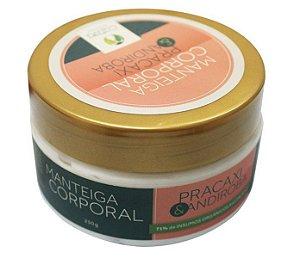 Cativa Natureza Pracaxi e Andiroba Manteiga Corporal Hidratante 250g