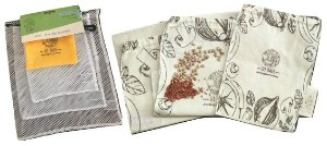 So Bags Kit Zero Waste - Sacos de Tela para Feirinha + Sacos para Compras a Granel 7un