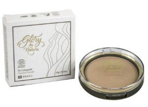 Glory By Nature Pó Compacto 375 Ivory 10g