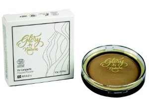 Glory By Nature Pó Compacto 377 Honey 10g