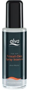 Desodorante Spray Crystal Intensive For Him 75ml - Alva