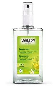 Weleda Citrus Desodorante Natural Spray 100ml