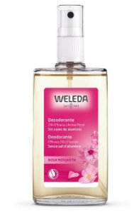Weleda Rosa Mosqueta Desodorante Natural Spray 100ml