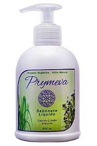 Sabonete Líquido Capim Limão e Alecrim 300ml - Prymeva