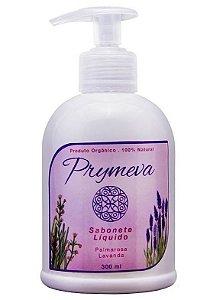Sabonete Líquido Palmarosa e Lavanda 300ml - Prymeva