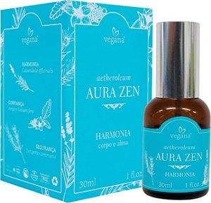 Vegana Spray Ambiente Aura Zen - Harmonia 30ml