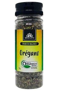 Kampo de Ervas Orégano Condimento Puro Orgânico