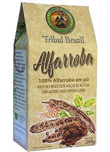 Tribal Brasil Alfarroba em Pó Orgânica 200g