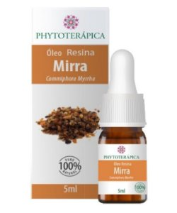 Phytoterápica Óleo Resina de Mirra (Absoluto) 5ml