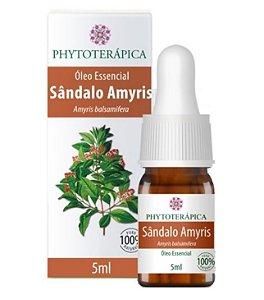 Phytoterápica Óleo Essencial de Sândalo Amyris 5ml