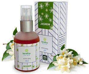Terra Flor Aroma Spray Jasmim - Perfume Natural 60ml