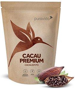 Puravida Cacau Premium em Pó 250g