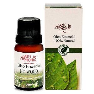 Arte dos Aromas Óleo Essencial de Ho Wood 5ml
