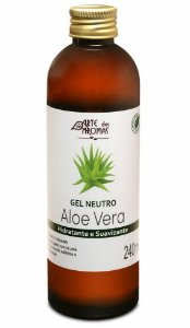 Arte dos Aromas Gel Neutro de Aloe Vera 240ml