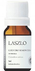 Laszlo Óleo Essencial de Coentro Sementes GT França 5ml