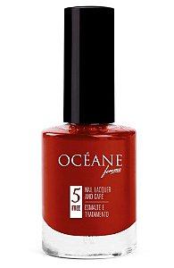 Esmalte Red Valentine - 5 Free 10ml - Océane