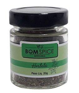Bom Spice Hortelã Condimento Puro 20g