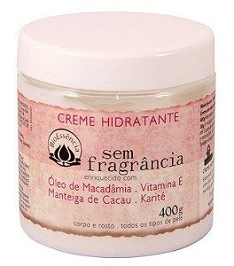 BioEssência Sem Fragrância Creme Hidratante 400g