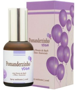 Pomanderzinho Yoga Spray Ambiente Infantil 30ml