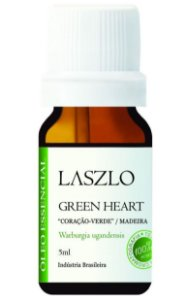 Laszlo Óleo Essencial de Green Heart 5ml