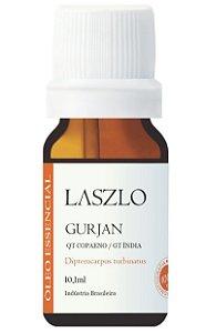 Laszlo Óleo Essencial de Gurjan QT Copaeno GT Índia 10,1ml