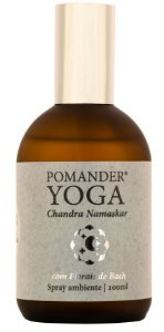 Pomander Yoga Chandra Namaskar Spray Ambiente 100ml