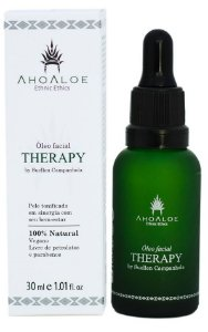 AhoAloe Óleo Facial Therapy 30ml