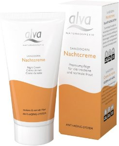 Alva Sanddorn Creme Nutritivo Noite Anti-Aging 30ml