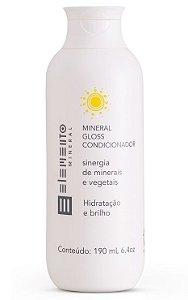 Elemento Mineral Condicionador Gloss Hidratação e Brilho 190ml