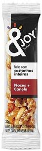 &Joy Barrinha Amendoim, Castanha de Caju, Amêndoas, Nozes e Canela