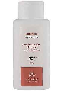 Ameize Aminno Condicionador Natural com Aminoácidos Cabelos Cacheados Sem Perfume 300g