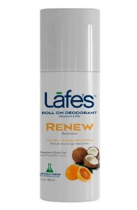 Lafe's Desodorante Roll-on Renew Coco e Frutas Cítricas 88ml
