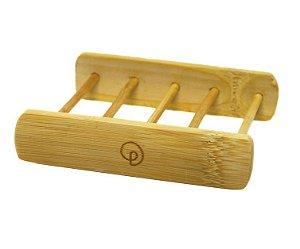 Positiv.a Saboneteira de Bambu 1un