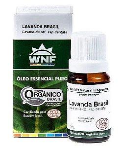 WNF Óleo Essencial de Lavanda Brasil Orgânico 5ml