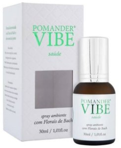 Pomander Vibe Saúde Spray 30ml