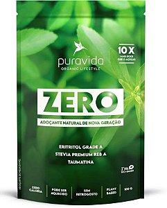 Puravida Zero - Adoçante Natural em Pó Sem Calorias 100g
