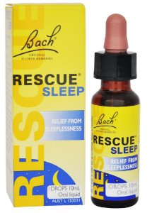 Florais de Bach Rescue Sleep Gotas 10ml