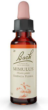 Florais de Bach Mimulus Original