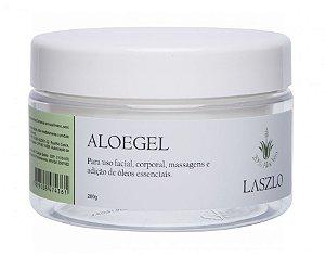 Laszlo AloeGel Base Sem Fragrância 200g