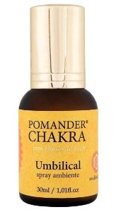 Pomander Chakra Umbilical Spray Ambiente 30ml