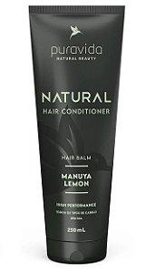 Puravida Natural Hair Condicionador Manuya Lemon 250ml