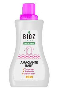 Bioz Green Baby Amaciante Ecológico 450ml