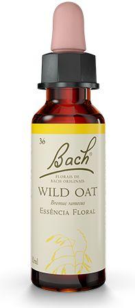 Florais de Bach Wild Oat Original