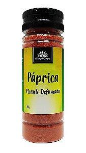 Kampo de Ervas Páprica Picante Defumada Condimento Puro 80g