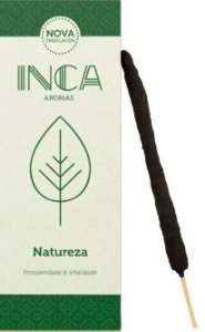 Inca Incenso Natural Mãe Natureza 9 un