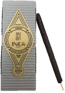 Inca Incenso Natural Cravo 9 un