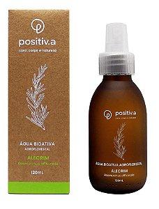 Positiv.a Água Bioativa / Hidrolato de Alecrim 120ml