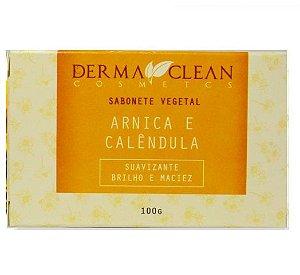 Derma Clean Sabonete Vegetal Arnica e Calêndula 100g